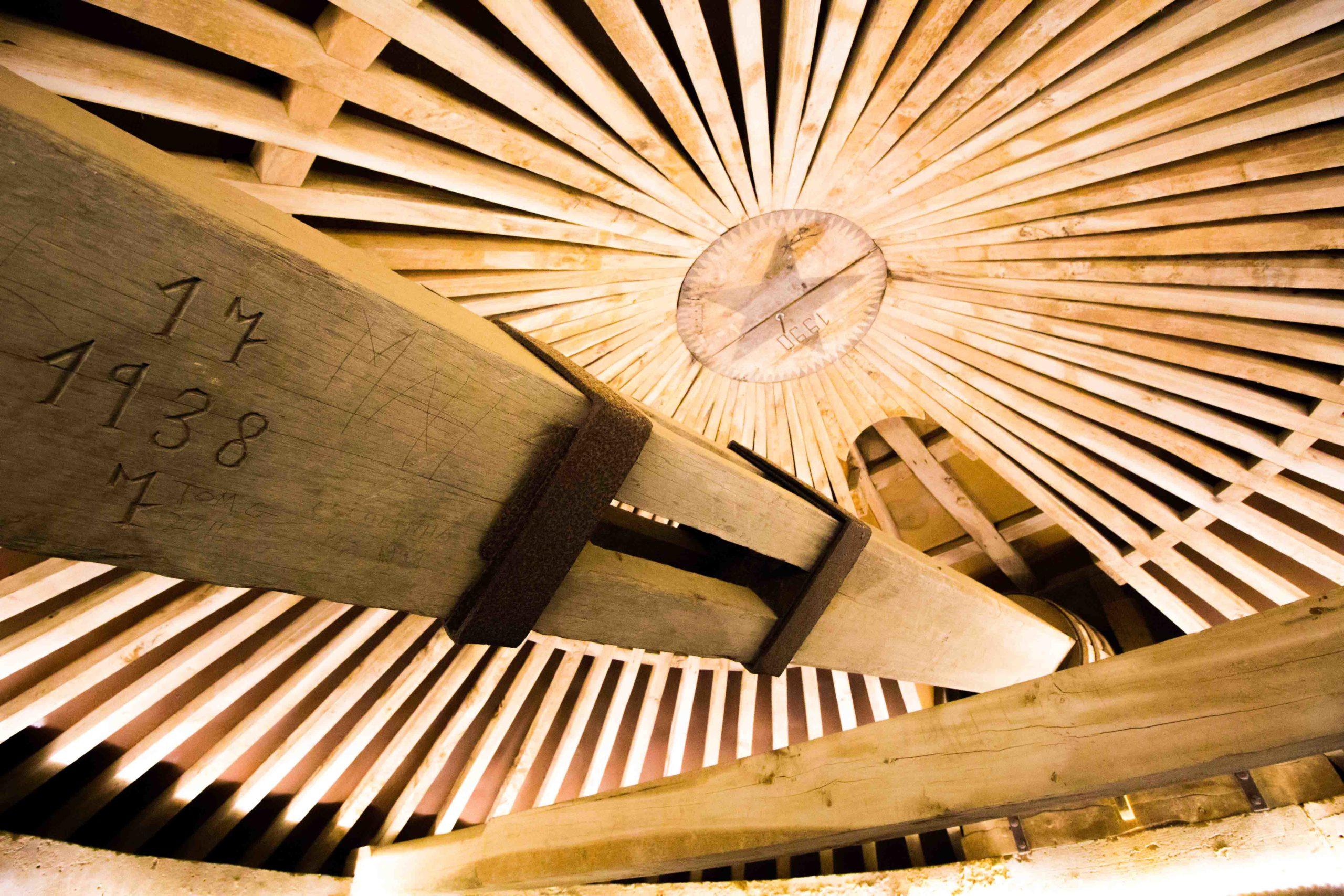 windmill restaurant celling